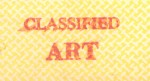 """Classified Art"""