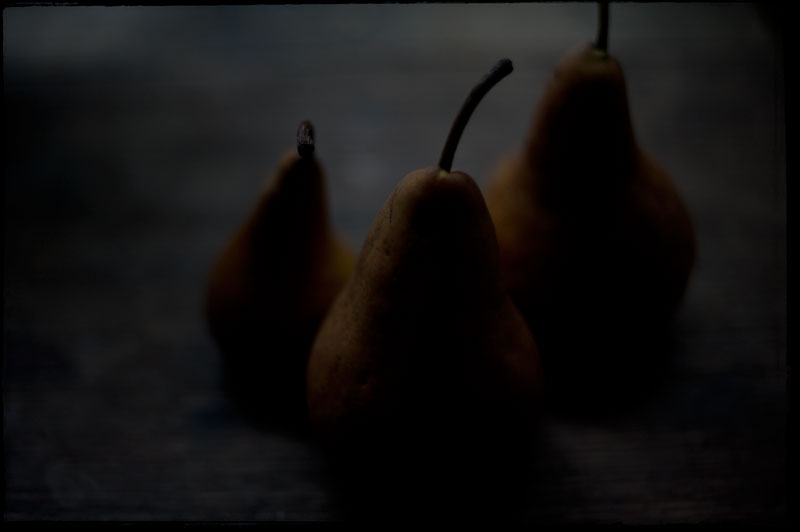 3 Pears, Friday